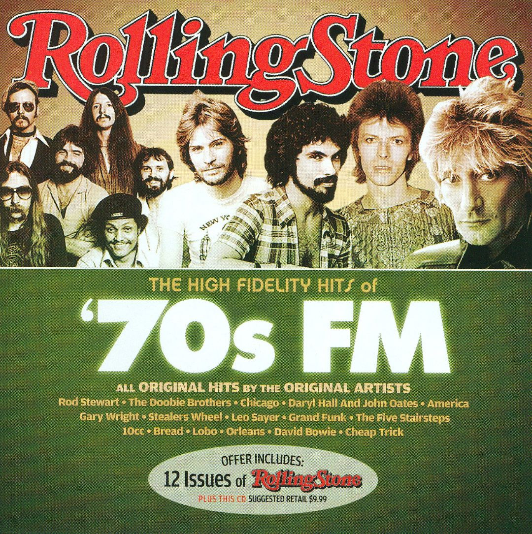 High Fidelity Hits of 70's FM