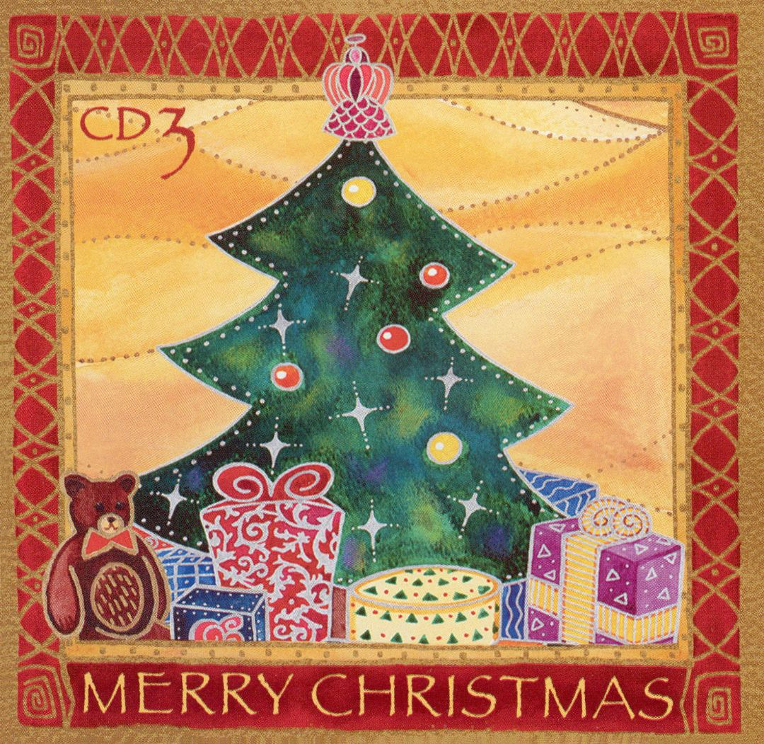 Merry Christmas [Madacy CD3]