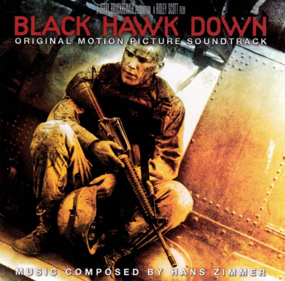 Black Hawk Down [Original Motion Picture Soundtrack]