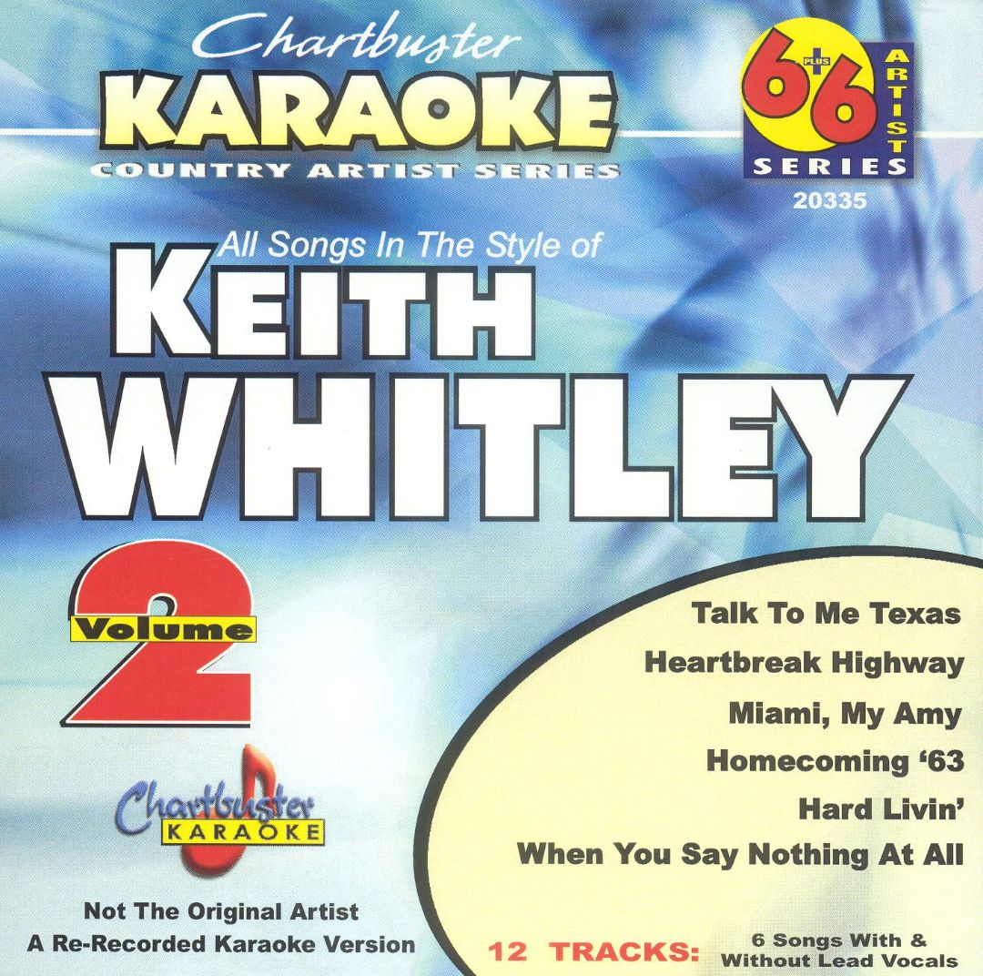 Keith Whitley, Vol. 2