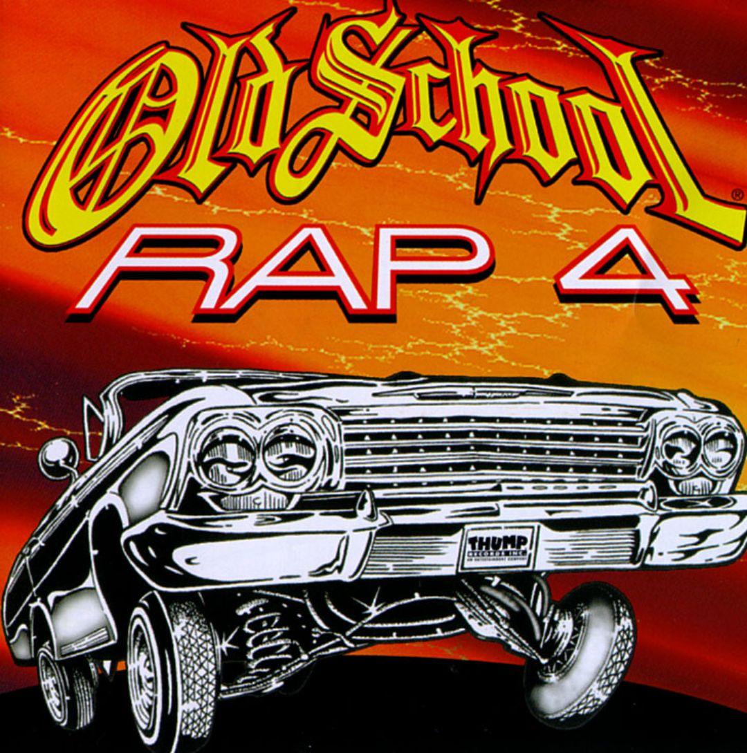Old School Rap, Vol. 4