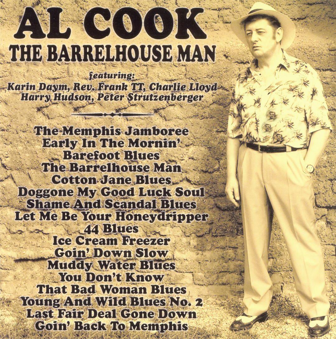The Barrelhouse Man