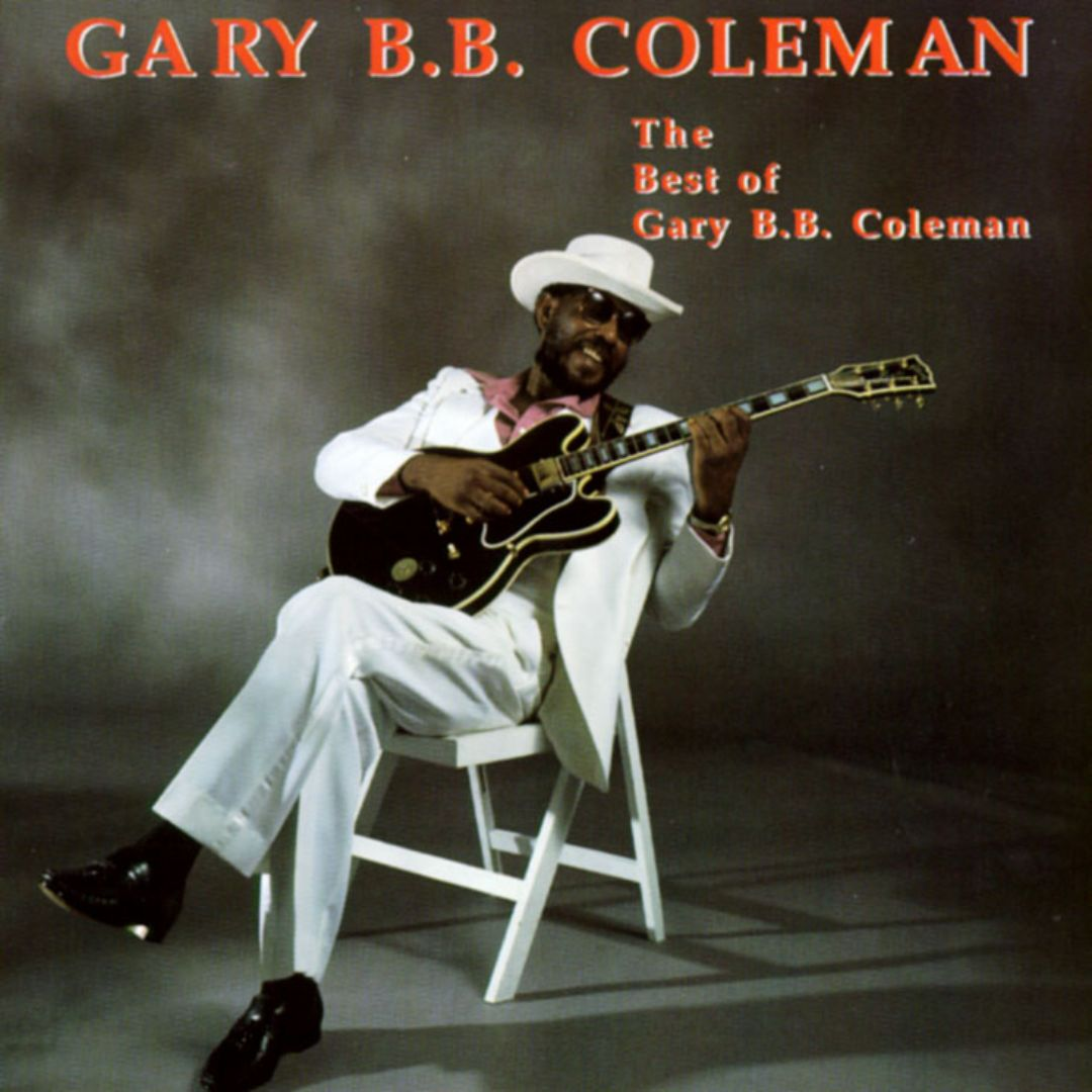 The Best of Gary B.B. Coleman