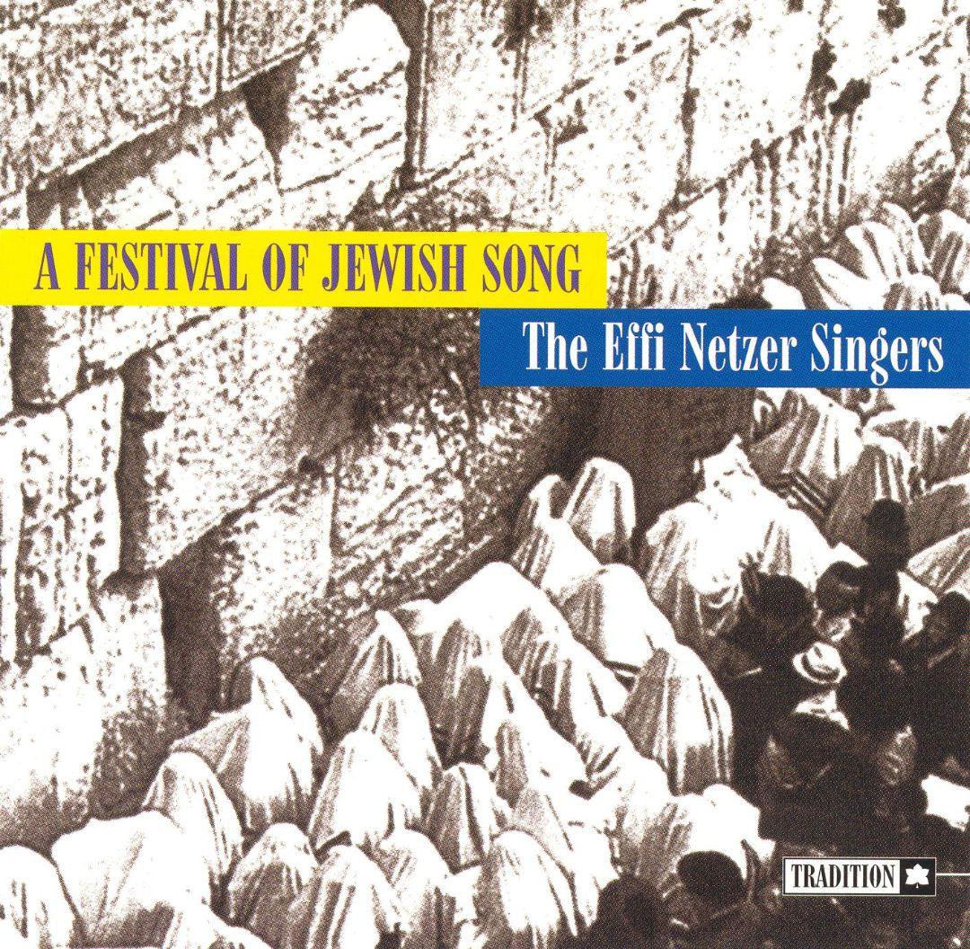 A Festival of Jewish Song [Tradition]