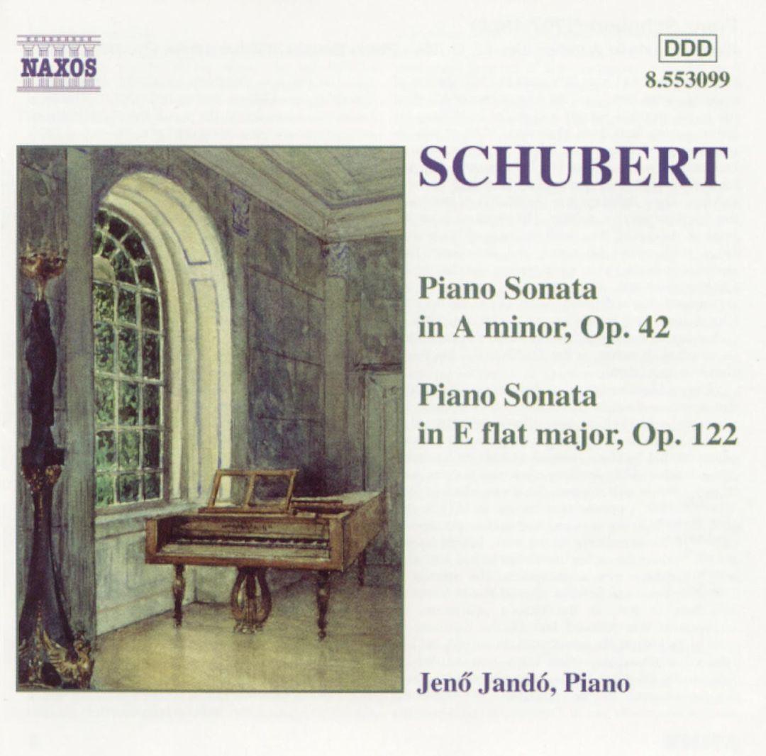 Schubert: Piano Sonatas, Opp. 42 & 122