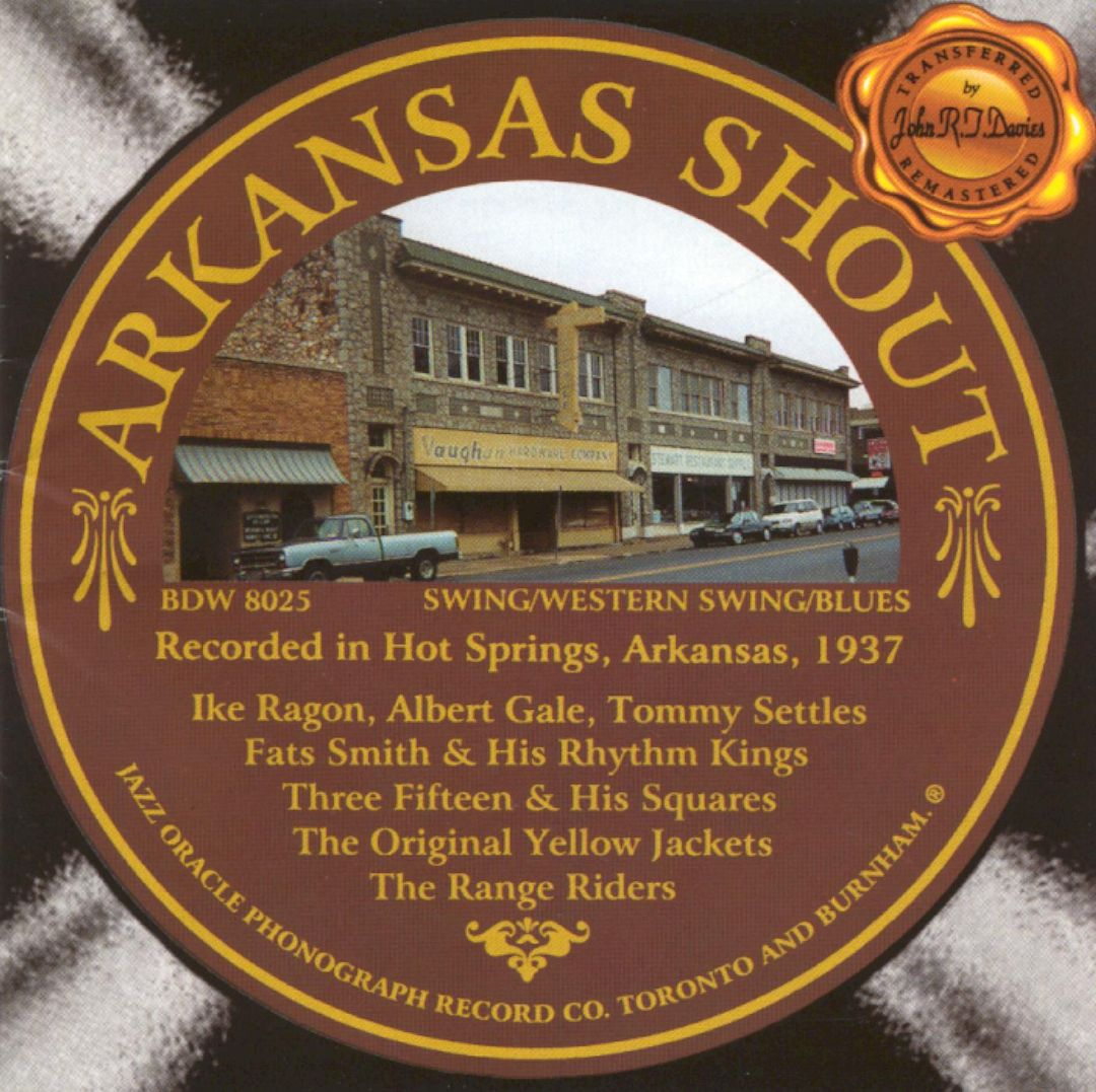 Arkansas Shout